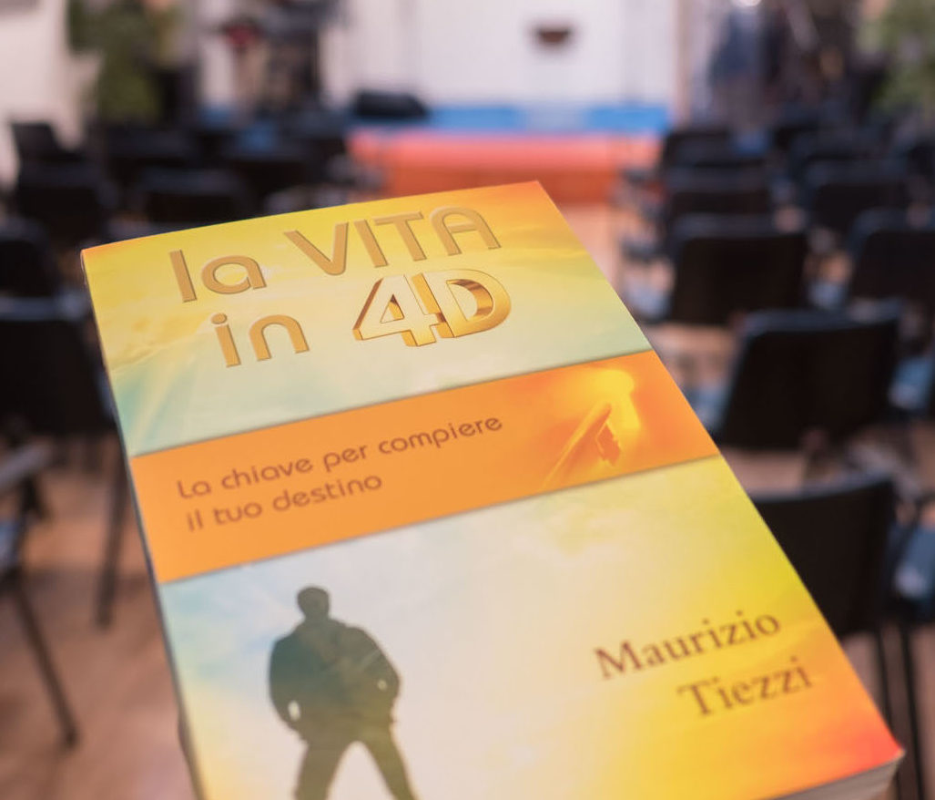 Fondazione Cantonuovo Siena - autore Maurizio Tiezzi La vita in 4D